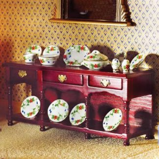 1:12th scale Dining Room Furniture & Accessories
