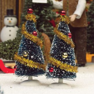1:12th scale Christmas Trees & Accessories