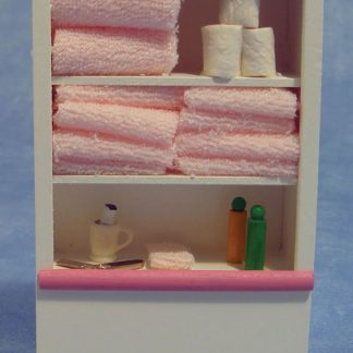 1:12th scale Dolls House Bathroom Furniture & Accessories