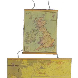 1:12th scale Newspapers & Maps