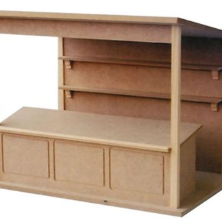 1:12th scale Shops Market Stalls & Accessories