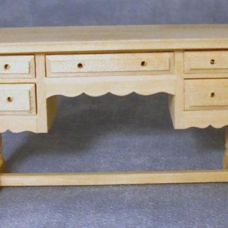 1:12th scale Bare Wood Furniture