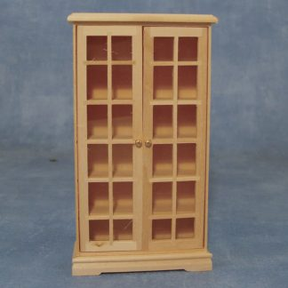 1:12th scale Dolls House Display Cabinets & Shelving